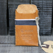 KITAMI REAL LEATHER CAMEL