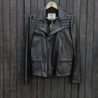PERFECTO LEATHER SHINE EFFECT BLACK