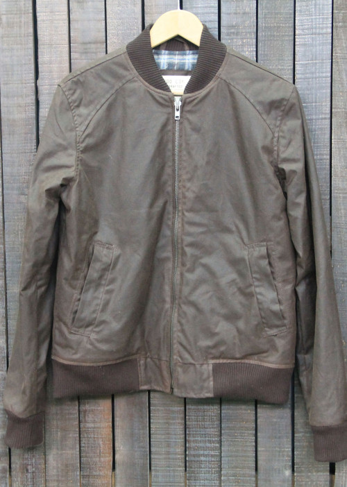 BOMBER 001 - ANTIQUE ELITE - BROWN